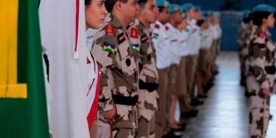 Escola Estadual Priscila Rodrigues Chagas terá ensino cívico-militar, em Rolim de Moura