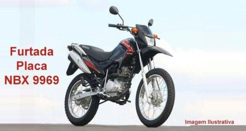 Um furto e uma tentativa de roubo motocicleta Bros foram registrados no final de semana, em Alta Floresta