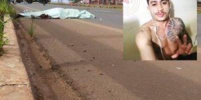 Acidente na BR-364 tira vida de motociclista, em Vilhena