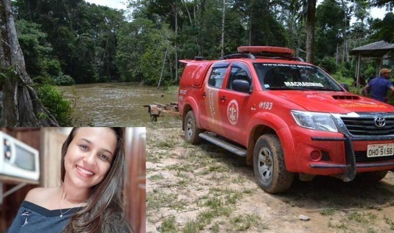 Corpo de jovem, de 20 anos, que caiu em rio é encontrado, em Cujubim