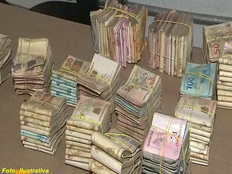 Criminosos levam R$150.000,00 em dinheiro vivo de propriedade rural, em Alta Floresta