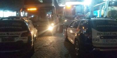 Idoso, viajando de Pimenta Bueno com destino a São Paulo, passa mal dentro de ônibus e morre em Vilhena