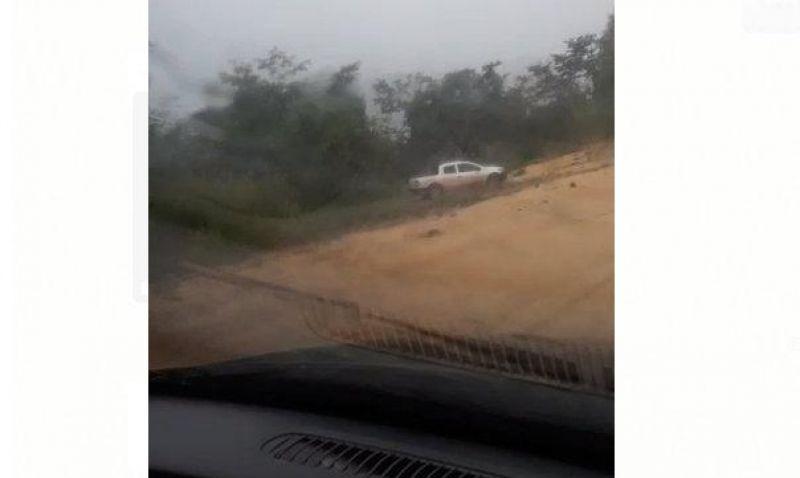 Jaru: Após acidente, BR-364 já tem mais de 10 km de congestionamento