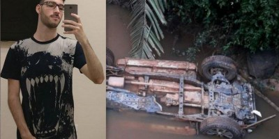 Jaru: Jovem de 19 anos perde a vida ao cair com veículo em rio de propriedade rural