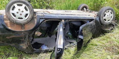 Jaru: Mulher relata livramento que teve com seus filhos em grave acidente na BR 364