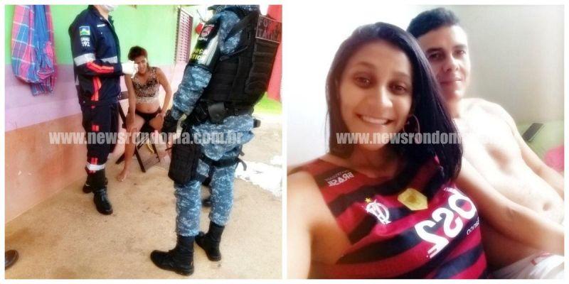 Mulher é presa após matar marido com facada no coração, em Porto Velho
