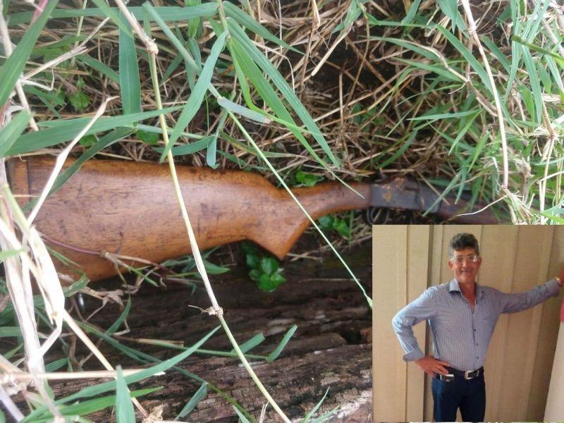 Suspeito de matar funcionário de fazenda do Vice-governador é localizado e preso pela PM e PC