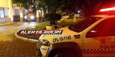 Rolim de Moura – Mulher é esfaqueada no Bairro Cidade Alta essa madrugada – Vídeo
