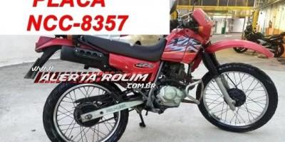 Rolim de Moura – Centro de Zoonoses é arrombado e uma motocicleta foi furtada