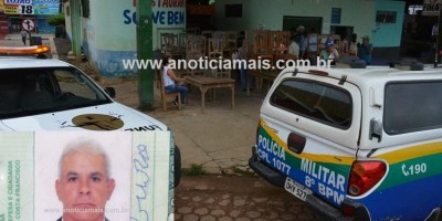 Homem é morto enquanto dormia na Rodoviária dos Colonos, em Jaru