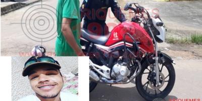 Jovem de 18 anos morre após grave acidente de trânsito, em Ariquemes