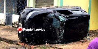 Motorista na contramão foge após causar grave acidente na capital