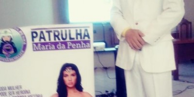 Patrulha Maria da Penha realiza palestra a agressores de Violência doméstica