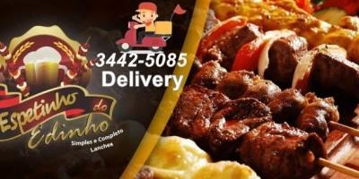 Rolim de Moura – Espetinho do Edinho comunica a todos clientes que atenderá pelo sistema de Delivery, confira o cardápio
