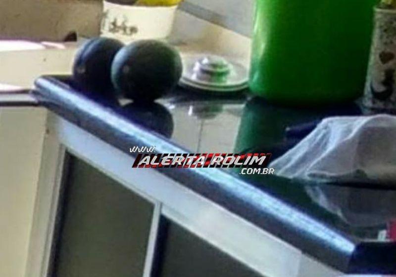 Rolim de Moura – Ladrões invadem residência e furtam balcões de pia em mármore