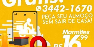 Rolim de Moura: Restaurante Sal da Terra não cobrará taxa para entregar almoço