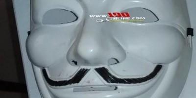 Usando máscara, menor armado com faca efetua roubo em mercearia, mas acaba apreendido pela PM, em Alta Floresta