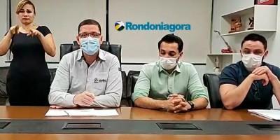 VÍDEO - Governador libera várias atividades a saírem da quarentena em Rondônia; saiba quais