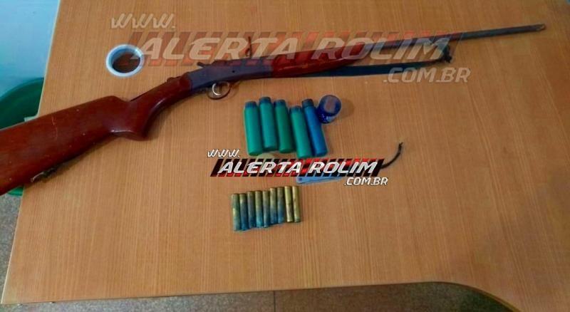 Condenado a 20 anos de prisão por participar de chacina com 5 mortos em Vilhena é preso pela Polícia Militar em Nova Estrela