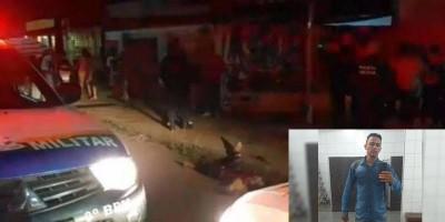 Em Vilhena, rapaz de 24 anos é assassinado com várias facadas; polícia busca pistas sobre autores