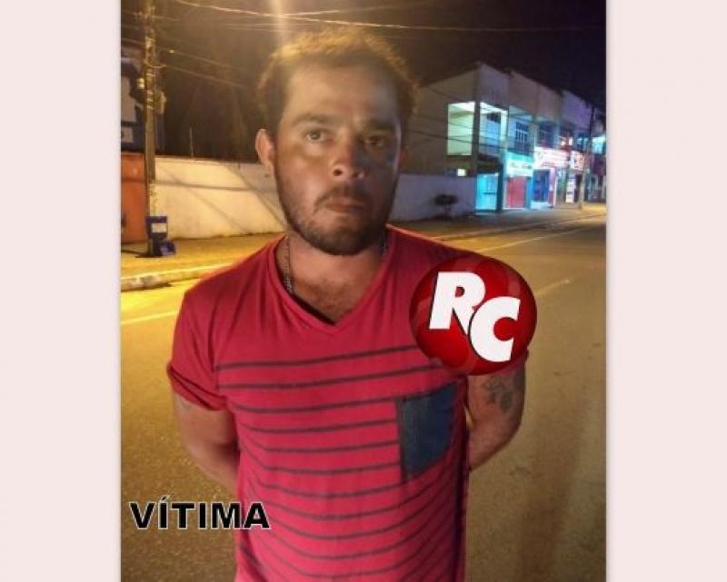 Homem é brutalmente assassinado com 30 facadas , em São Miguel do Guaporé