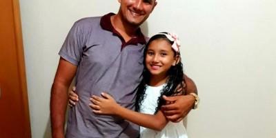 Pai e filha morrem atropelados por carro em alta velocidade, em Porto Velho