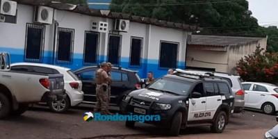 Polícia Civil faz operação para recuperar armas cedidas a servidores da  Polícia Técnica (Politec), em RO