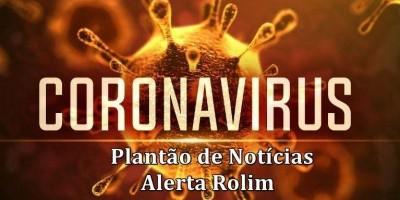 URGENTE: Confirmado o primeiro caso de Coronavírus, em Rolim de Moura