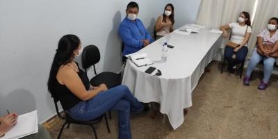 Associação Comercial de Rolim de Moura se reuniu com membros do comitê de enfrentamento ao coronavírus
