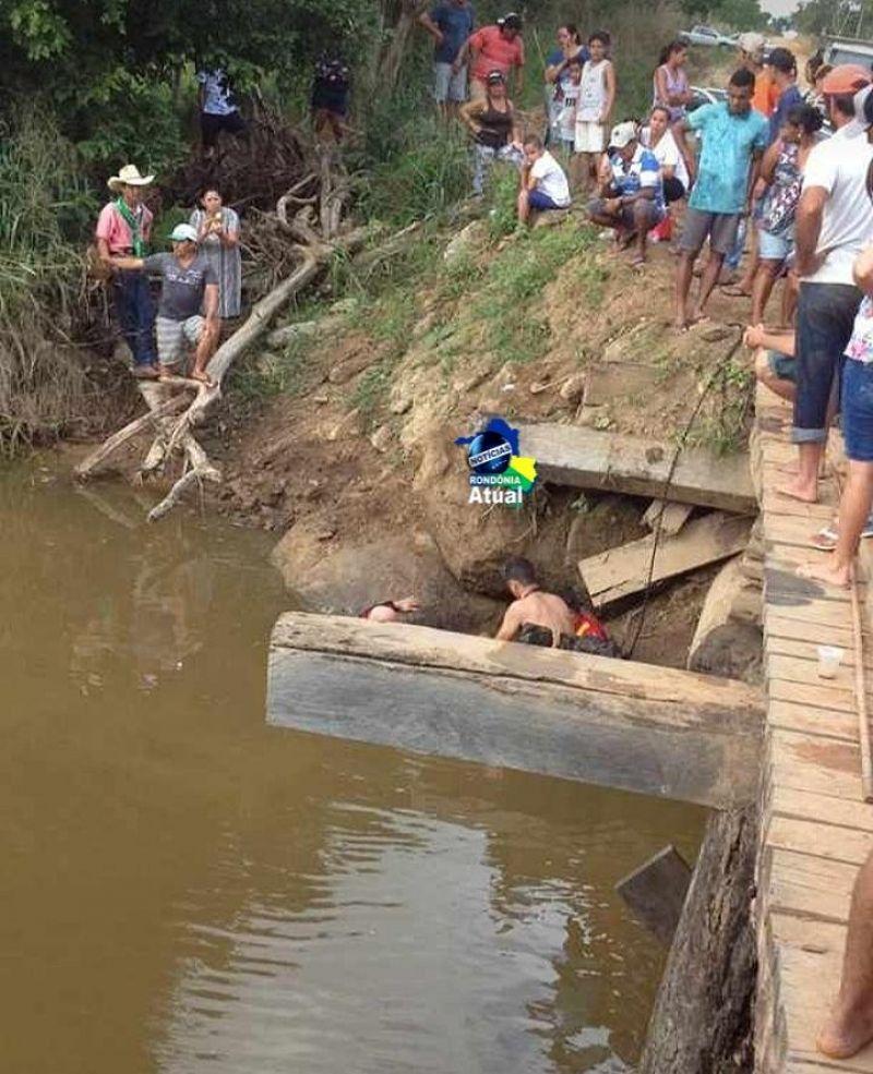 Corpo de criança que caiu em rio é encontrado, em Jí-Paraná