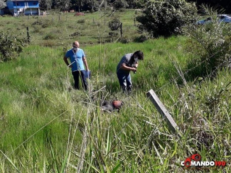 Corpo de homem é encontrado com perfurações à bala na zona rural de Ji-Paraná