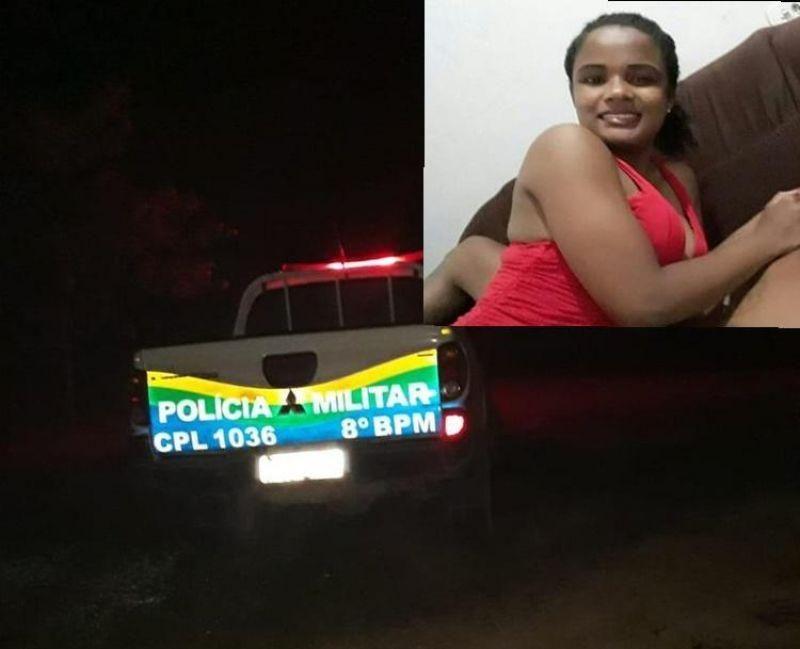 Marido mata esposa de 16 anos a facadas e foge em Assentamento Rural, em RO