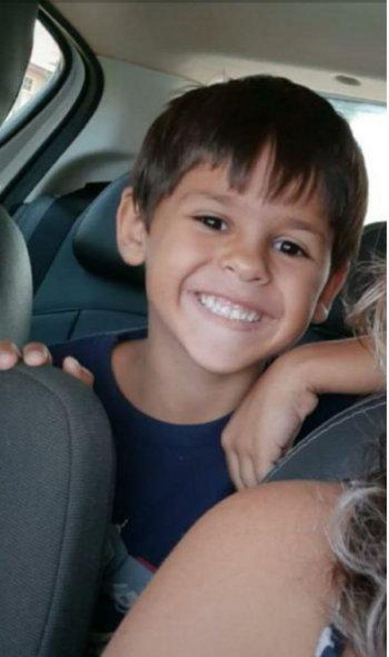 Menino de apenas 05 anos morre em acidente com pneu de máquina pesada, em Theobroma
