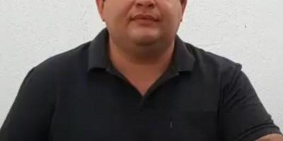Mulher do vice-prefeito de Rolim de Moura testa positivo para Coronavírus; ela é enfermeira do município - Vídeo