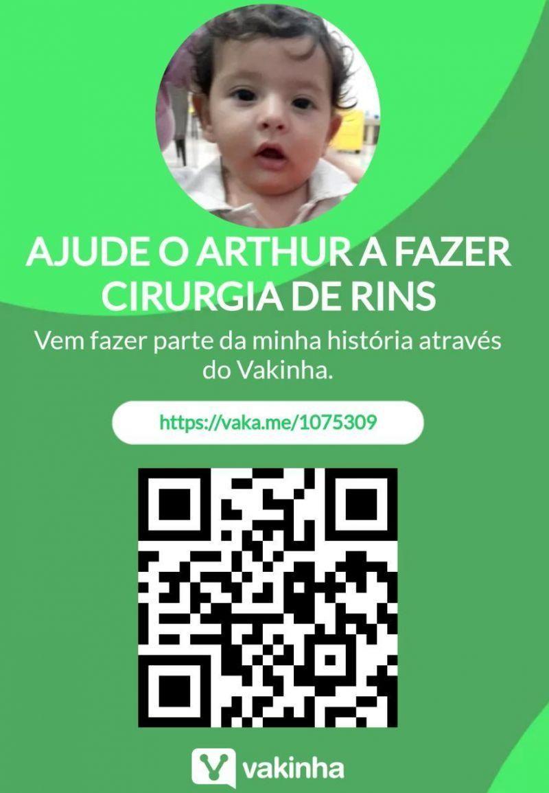 Urgente: Em Rolim de Moura, bebê de 6 meses necessita de ajuda pra fazer cirurgia nos rins