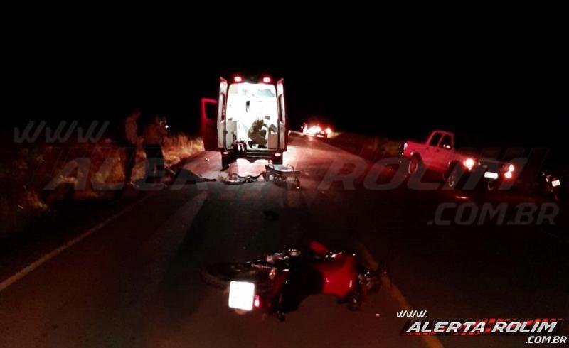 URGENTE – Vítima de grave acidente de trânsito, em Rolim de Moura não resiste e vem a óbito na Unidade Hospital, em Cacoal