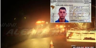 URGENTE – Vítima de grave acidente de trânsito, em Rolim de Moura não resiste e vem a óbito na Unidade Hospitalar, em Cacoal