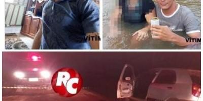 Discussão em prova de laço, resulta em troca de tiros e dois mortos, em Seringueiras