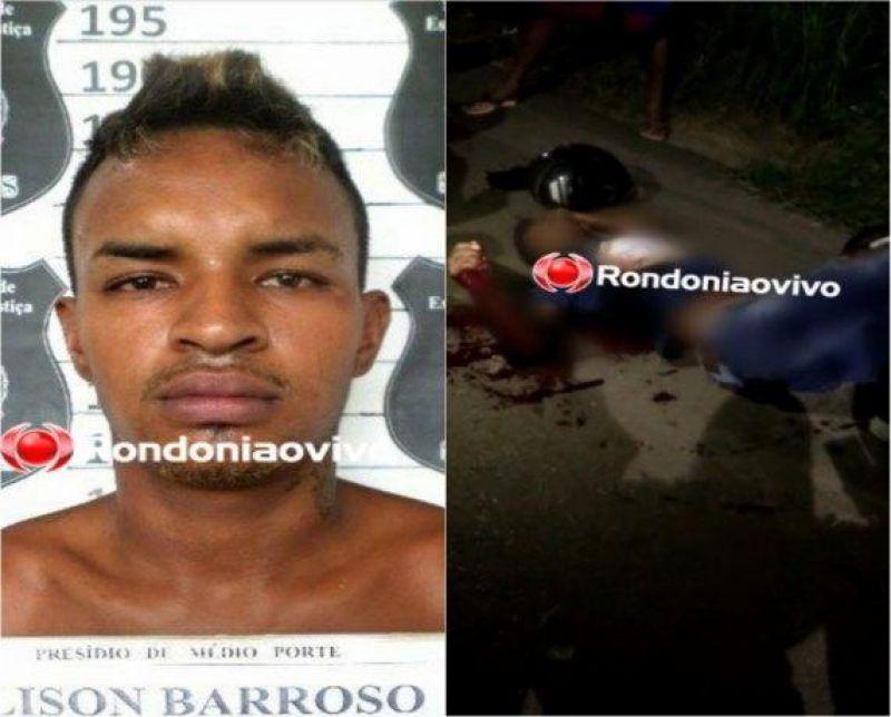 Após roubar moto, criminoso troca tiros com PM à paisana e morre no hospital, em Porto Velho