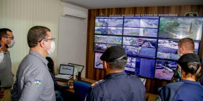 Atuação da Polícia Militar de Cacoal é destacada pelo Governador Marcos Rocha