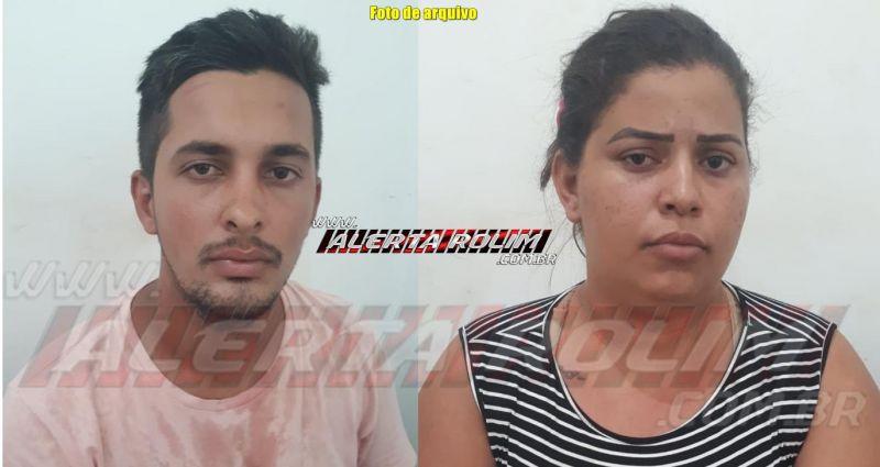 Atualizada – Quatro pessoas da mesma família, acusadas de tráfico de drogas foram presas durante operação realizada pela PM e PC, em Rolim de Moura
