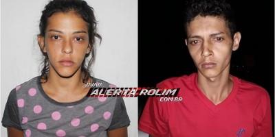 URGENTE - Casal é morto a facadas durante a madrugada, no Bairro Cidade Alta, em Rolim de Moura