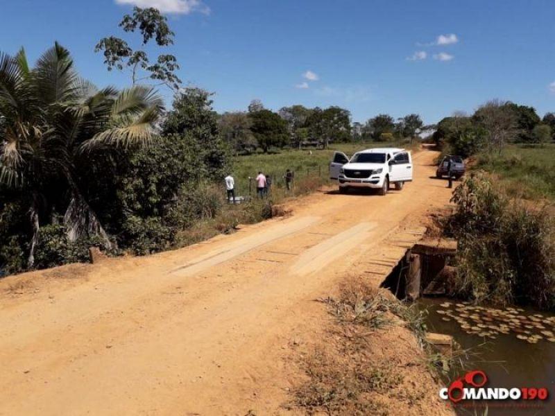 Corpo de Jovem desaparecido é encontrado em estado de putrefação, na zona rural de Ji-Paraná