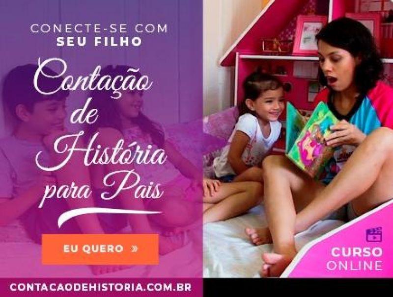 Curso De Contação De História Para Pais
