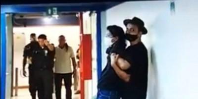 Homem armado invade sede da Globo e mantém repórter refém, no Rio de Janeiro - Veja o vídeo