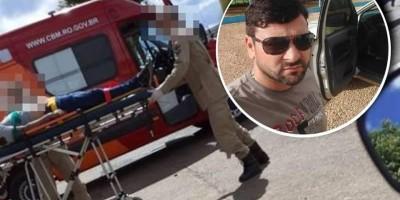 Homem baleado na cabeça em pátio de posto de combustível tem morte cerebral confirmada, em Vilhena