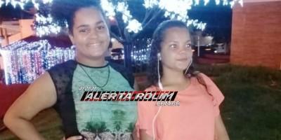 Mãe procura por filhas, que desapareceu há 03 dias, em Rolim de Moura