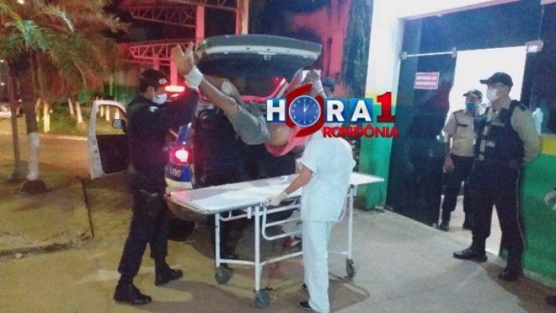 Mais um bandido acaba morto, após praticar roubo e trocar tiros com a Polícia Militar, em Porto Velho