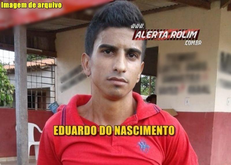 Mais um foragido é recapturado pela Polícia Militar, em Rolim de Moura