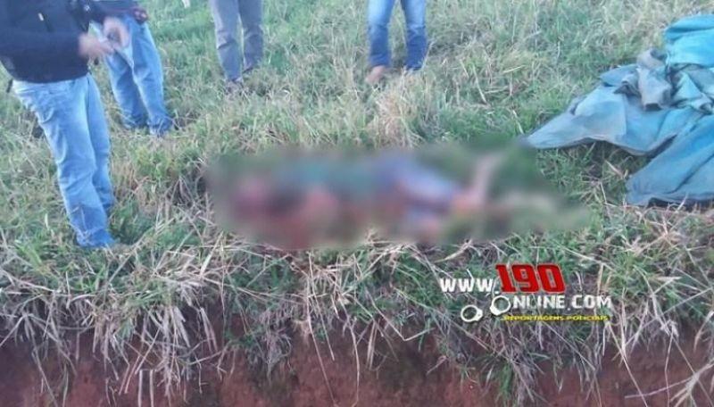 Morador de Rolim de Moura é assassinado a golpes de facão na linha 152, em Alta Floresta do Oeste